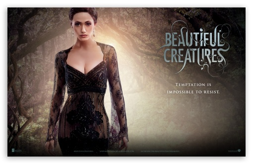 Download Emmy Rossum as Ridley in Beautiful Creatures UltraHD Wallpaper