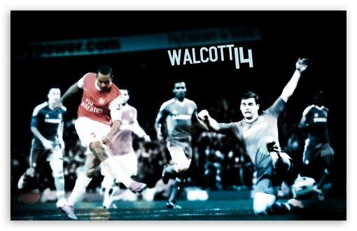 Download Theo Walcott 14 UltraHD Wallpaper