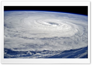 Typhoon Noru, Pacific Ocean,...
