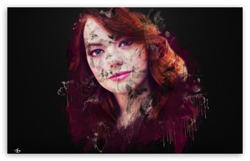 Download Emma Stone UltraHD Wallpaper