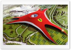 Abu Dhabi Yas Ferrari World