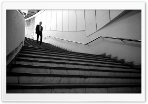 Descending Stairs