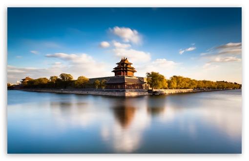 Download Forbidden City Beijing UltraHD Wallpaper