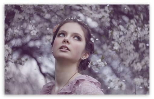 Download Spring Beauty UltraHD Wallpaper