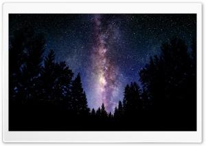 Milky Way Night Photo