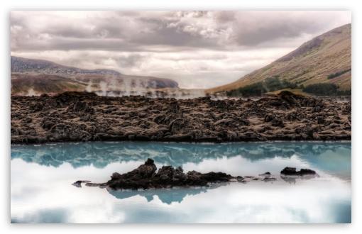 Download Iceland Lake UltraHD Wallpaper