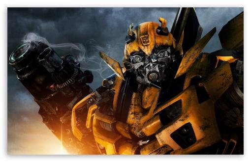 Download Bumblebee   Transformers UltraHD Wallpaper