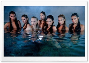 Mermaids Pirates Of The...