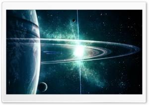 Planet Rings Art