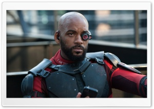 Suicide Squad, Will Smith as...