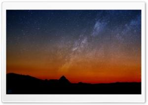 Milky Way Landscape by Yakub...