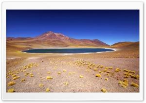 High Altitude Lake Chile