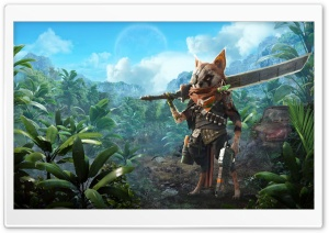 Biomutant Video Game 2018