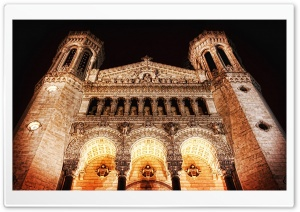 Cathedral Lighting