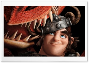 How To Train Your Dragon 2...