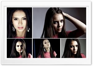 Nina Dobrev Photoshoot