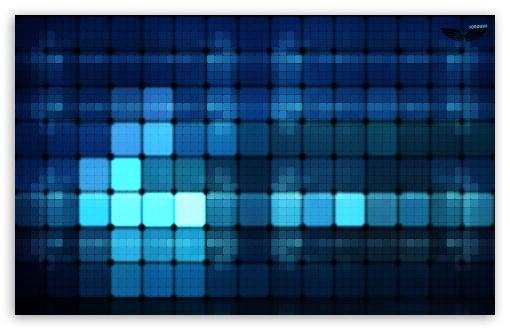 Download Blue UltraHD Wallpaper