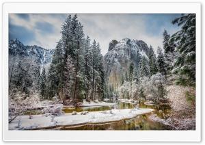 Yosemite Mountains Beautiful...