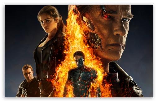 Download Terminator Genisys UltraHD Wallpaper