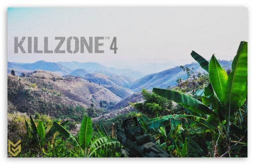 Download Killzone 4 Jungle UltraHD Wallpaper