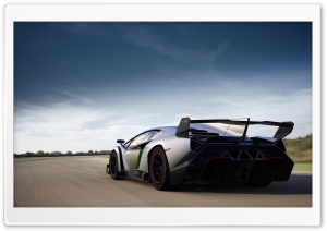 2013 Lamborghini Veneno Speed