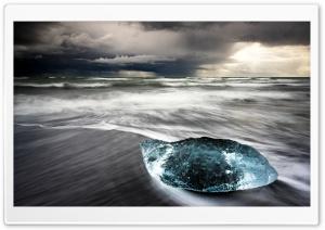 Jokulsarlon Diamond Beach,...