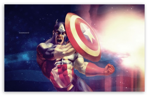 Download CAPTAIN AMERICA UltraHD Wallpaper