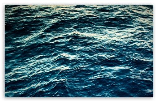 Download Ocean Surface UltraHD Wallpaper