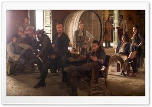 Black Sails TV series Cast