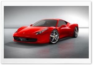2010 Ferrari 458 Italia...
