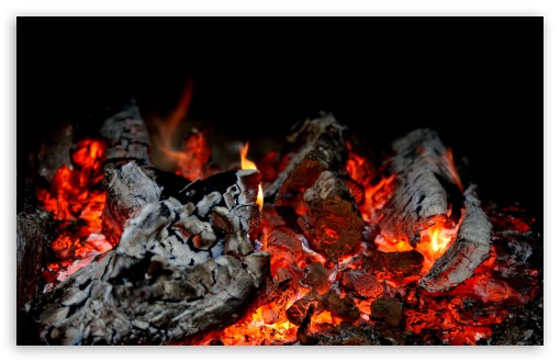 Download Fire UltraHD Wallpaper
