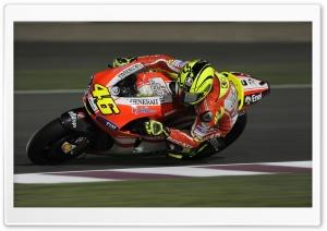 Valentino Rossi   Ducati Bike