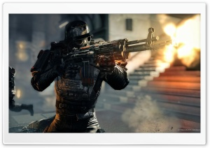 Wolfenstein The New Order 2014