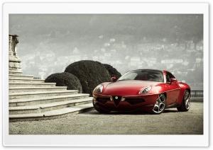 Alfa Romeo Disco Volante...