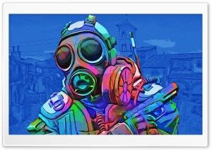 CSGO - Toxic - Blue