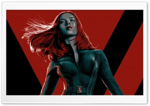Black Widow - Captain America...