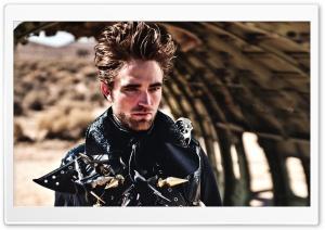 Robert Pattinson Wild Style