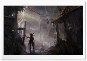 Tomb Raider 2013 - Night Hub