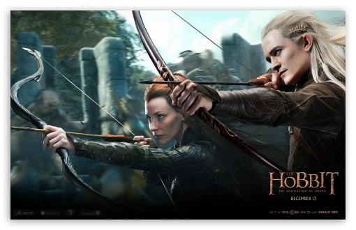 Download The Hobbit The Desolation of Smaug UltraHD Wallpaper