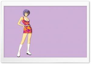 Ayanami Rei Neon Genesis...