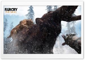Far Cry Primal Tiger vs Mammoth