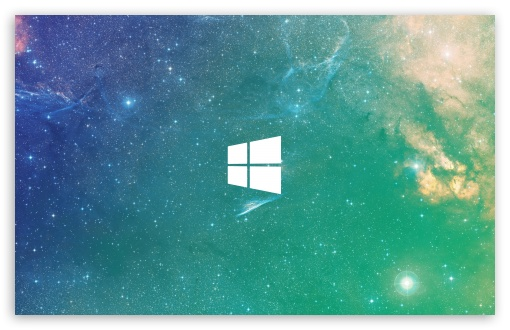 Download Window Universe UltraHD Wallpaper