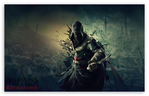 Download Assassin's Creed Revelations UltraHD Wallpaper