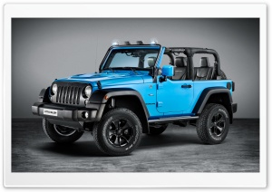 Jeep Wrangler Rubicon Mopar One