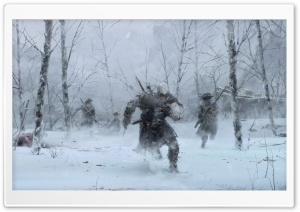 Assassin's Creed III Winter