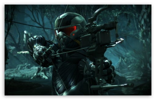 Download Crysis 3 - The hunted becomes the hunter UltraHD Wallpaper