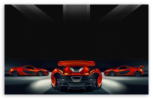 Download 2014 McLaren P1 Supercars UltraHD Wallpaper