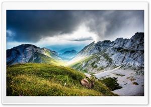 Pilatus mountain, Switzerland