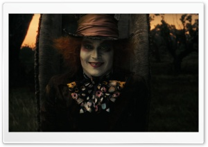 Mad Hatter, Alice In...