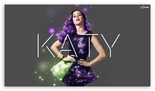 Download Katy Perry Dazzling UltraHD Wallpaper